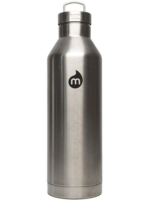 MIZU V8 Insulated Bottle with Stainless Steel Cap 800ml Stainless